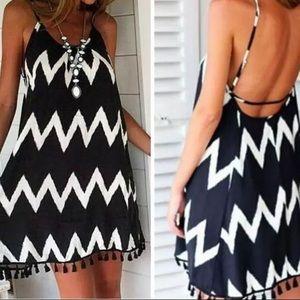 Other - Beach style chiffon dress/beach coverup